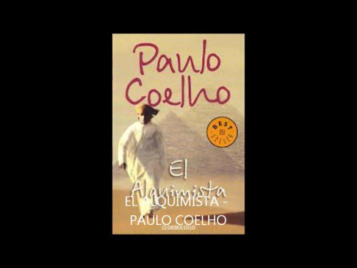 Paulo Coelho. EL ALQUIMISTA. AUDIOLIBRO.