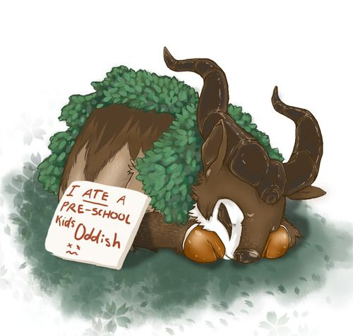 Pokemon shaming- Gogoat