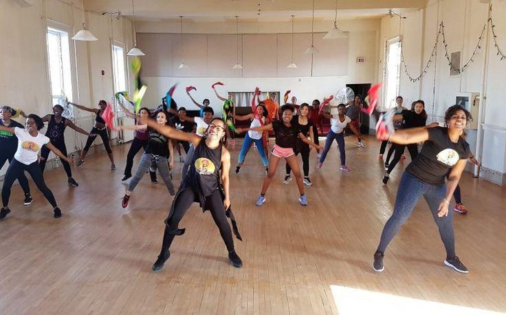 Caribana Dance Cardio 6/7   TorontoDance.com