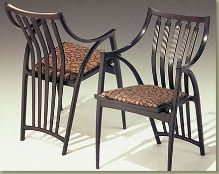 Iconic Michael Fortune Chairs Furniture Design