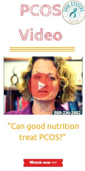 Can good nutrition treat PCOS