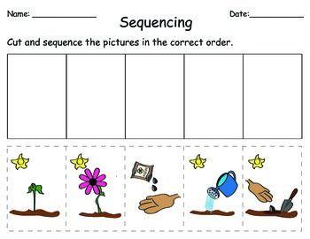 Flowers on Pre K Kindergarten First And Second Grade Ideas