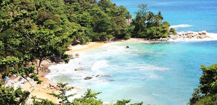 Laem Sing Beach, Phuket - Thailand... one of my happy places.