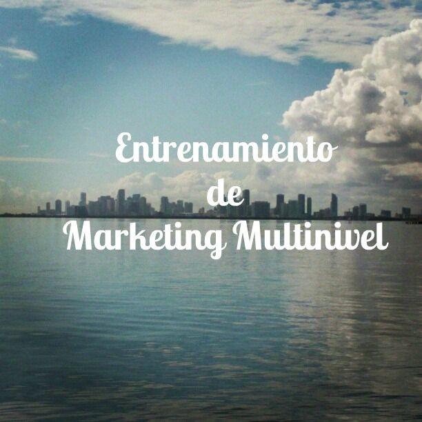 Entrenamiento de Marketing Multinivel