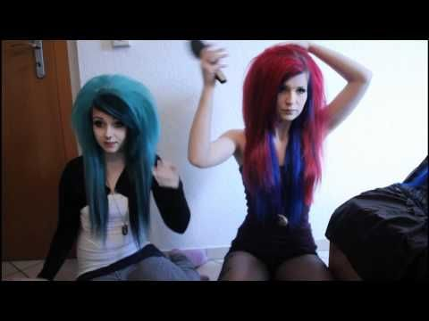 how to get scene hair without teasing