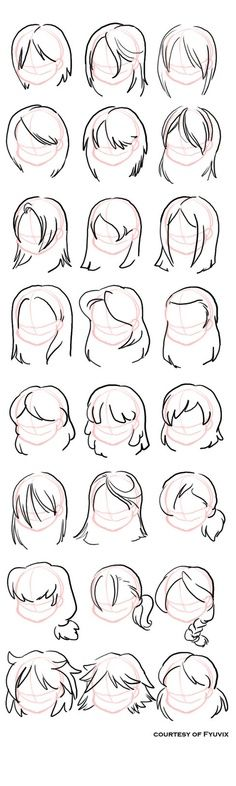 Hair reference                                                                                                                                                                                 More