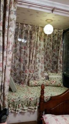 эркер коврик американский кантри диван подушка подушка коврик толстый губка подоконник балкон татами изготовленный под заказ -tmall.com Lynx