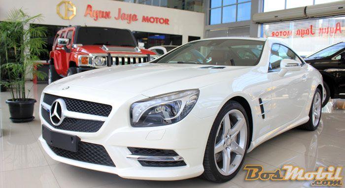 Mau Mercedes-Benz SL350? Coba Mampir Ke Ayun Jaya Motor
