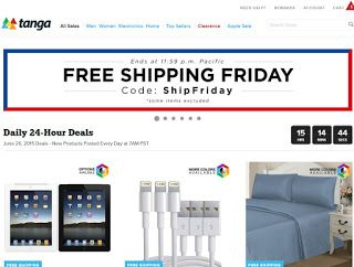 Почти все о покупках в американских интернет-магазинах. Интернет-магазины США. Инструкции.: - Tanga.com - ежедневные распродажи и низкие цены:...