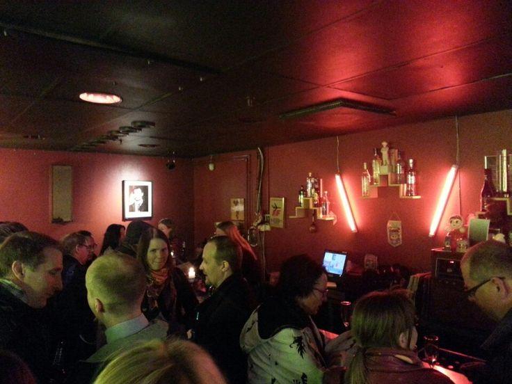 Kafe Moskova / Kaфe Mockba in Helsinki, Etelä-Suomen Lääni