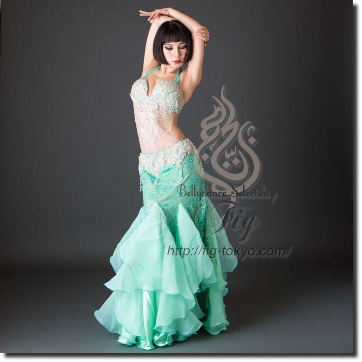 受注商品【セミオーダーNo.15】Magic ベリーダンス衣装(納期注文から約1ヶ月半〜) #BellyDancingMusic