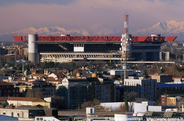 MILAN MEAZZA STADION