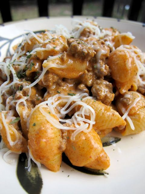 Taco Pasta... This stuff is the bomb!
