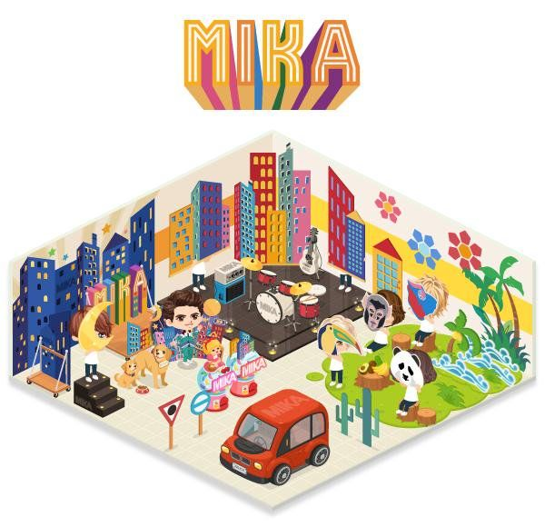Mika lineplay