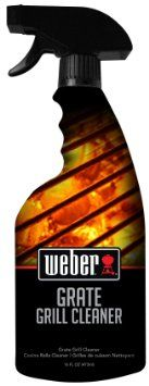 Weber Grill Cleaner Spray - Professional Strength Degreaser - Non Toxic 16 oz Cleanser, 2016 Amazon Top Rated Grills & Outdoor Cooking  #Lawn-And-Garden
