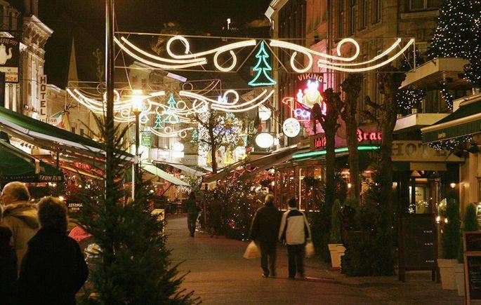 Kerstshoppen Groningen