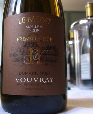 Le Mont Moelleux Domaine Huet Vouvray