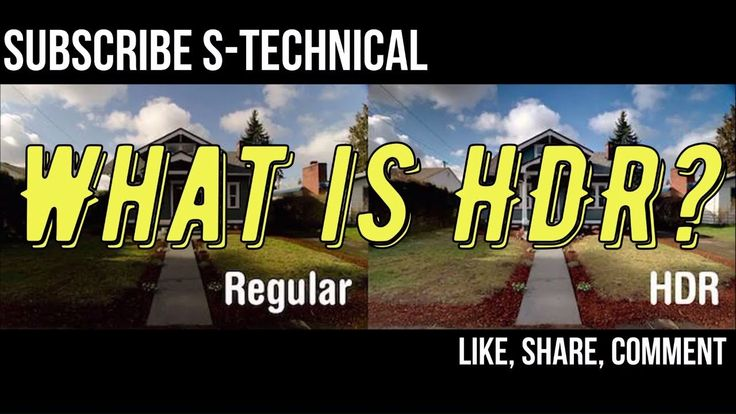 What is HDR ? | What is High Dynamic Range ?, Warning To Capture HDR Pho...