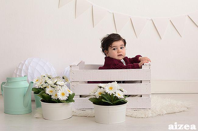 precios Sesión fotografia en estudio Bilbao a bebé