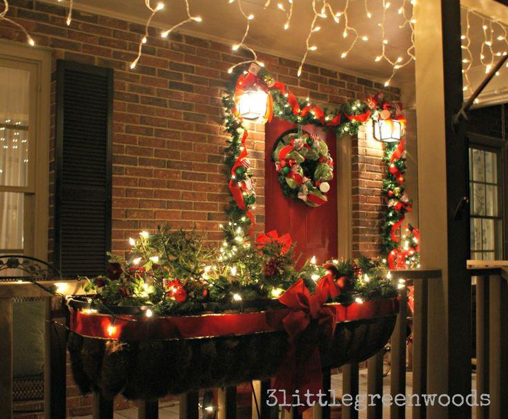 Christmas Decorating Ideas On Pinterest