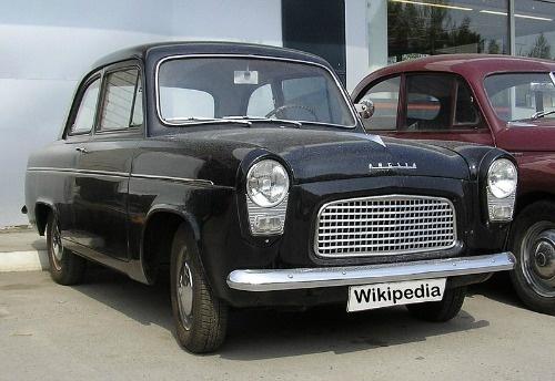 1958 Ford Anglia 101E