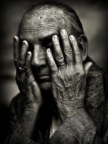 despair  #hands #people