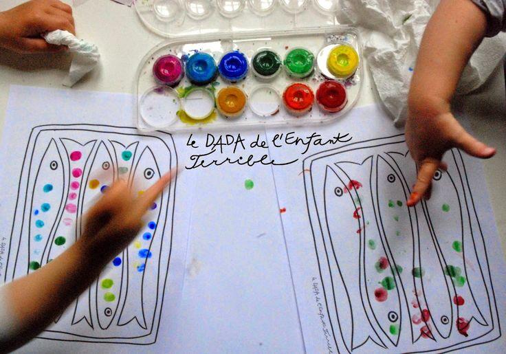 Le DADA de l'Enfant Terrible: Sardines / Sardinky
