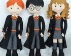 Personagens Harry Potter 33 cm