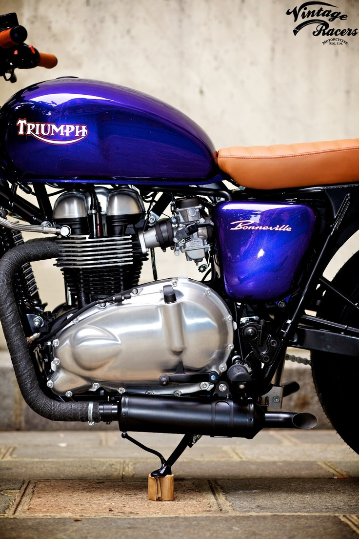 Best Triumph Images On Pinterest Triumph Motorcycles British - Vinyl stripes for motorcyclescheckered universal motorcycle cafe racer racing vinyl stripe tape