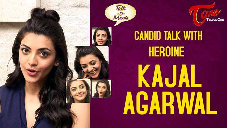 kajal exclusive interview..