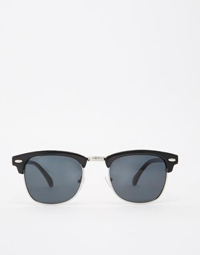 Enlarge D-Struct Clubmaster Sunglasses