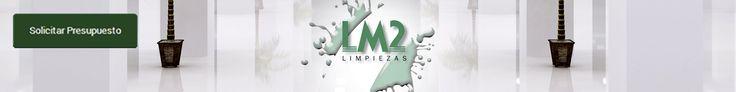Banner 728x90 solicitar presupuesto Limpiezas lm2