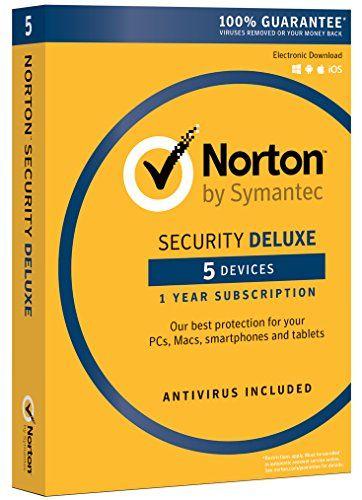 Norton Security Deluxe 5 Device PC/Mac