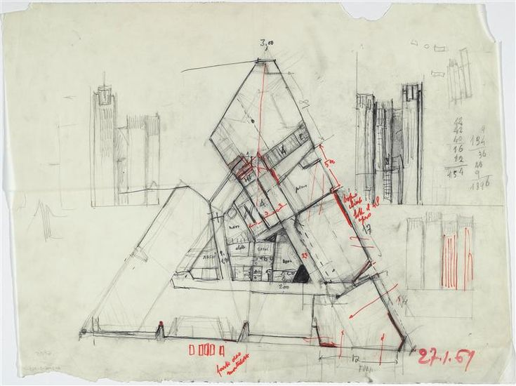 151 Best Images About Gio Ponti Architecture On Pinterest