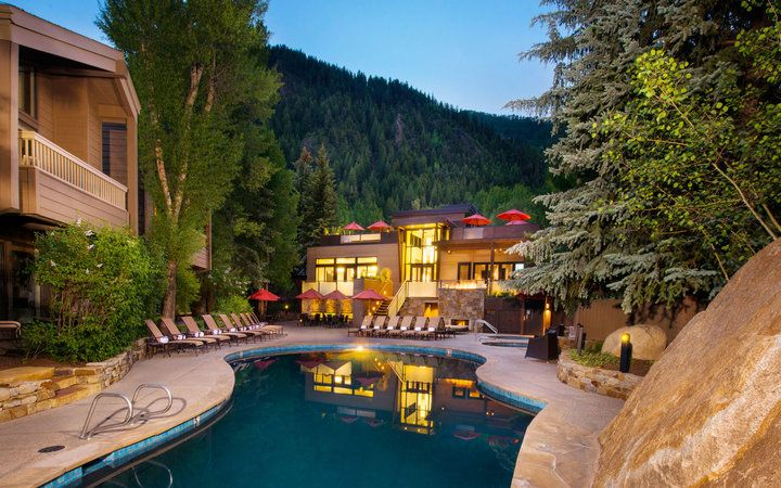The Most Romantic Getaways in Every State  Colorado: The Gant Aspen