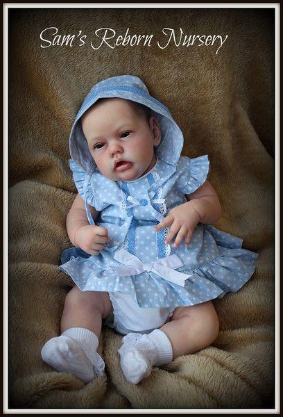Beautiful Reborn Baby Doll ~ Penny ~  Sam's Reborn Nursery ~