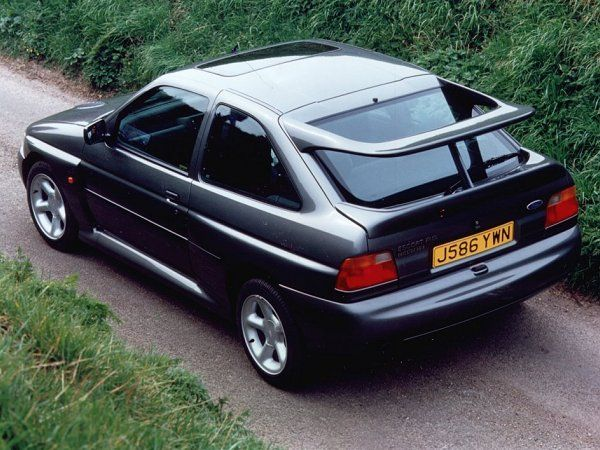Ford Escort RS Cosworth 1992-1996 & 574 best Ford of Europe images on Pinterest | Vintage cars Europe ... markmcfarlin.com