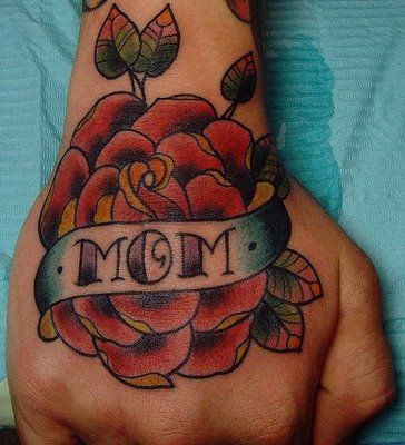 Download Free drursus: in memory of mom tattoo designs to use and take to your artist.