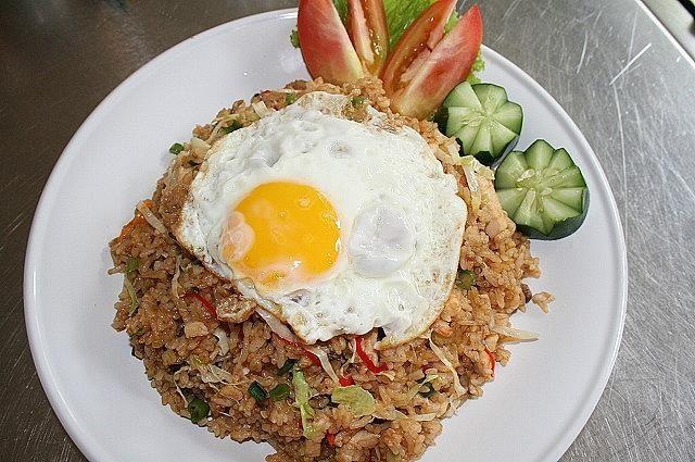 インドネシア料理を作ろう!その1~ナシゴレン インドネシア料理ナシゴレン