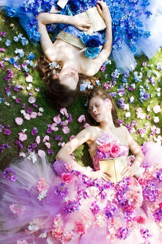 全部着たい♡「Bridal House TUTU」の可愛すぎるカラードレスとウェディングドレス10選*にて紹介している画像