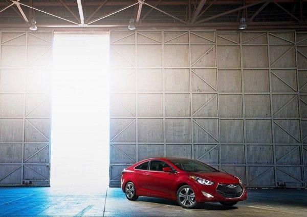 2014 Hyundai Elantra Coupe Wallpapers 600x426 2014 Hyundai Elantra Coupe Review Details