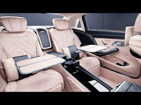 Maybach S600 Vs S90 Excellence Inside The World S Most Luxurious Car 2018 Youtube Mercedes Benz Best Luxury Cars Mercedes