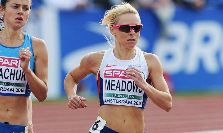 Jenny Meadows set to hang up her spikes