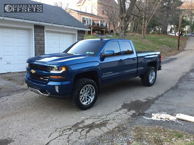 chevrolet silverado 1500 lift kit