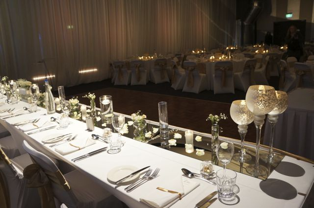 Beautiful wedding reception set up.  Packages available.  http://www.tailracecentre.com.au/contact/