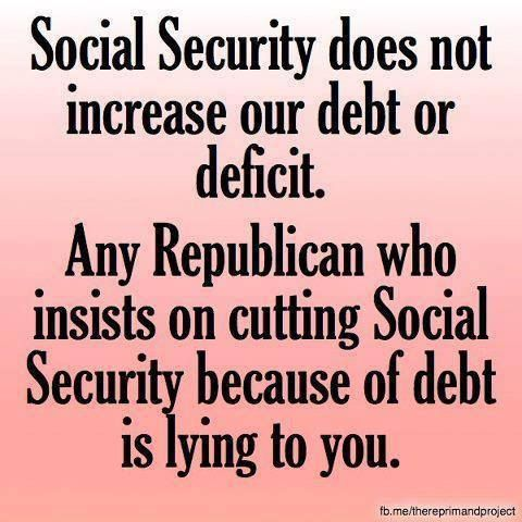 Don't believe the Republicans' Social Security lies.