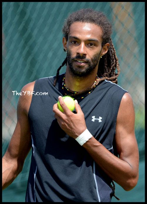 Dustin Brown....Tennis Anyone??