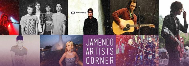 Jamendo - Plateforme n°1 de musique libre. Téléchargement gratuit et légal pour usage privé
