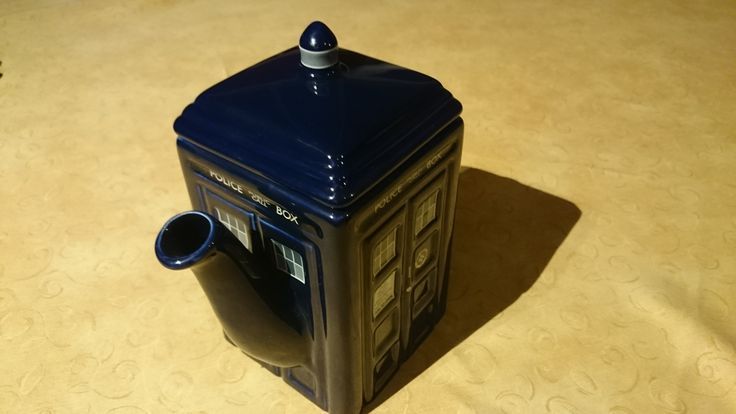 Tardis Teapot, Time for Tea for two