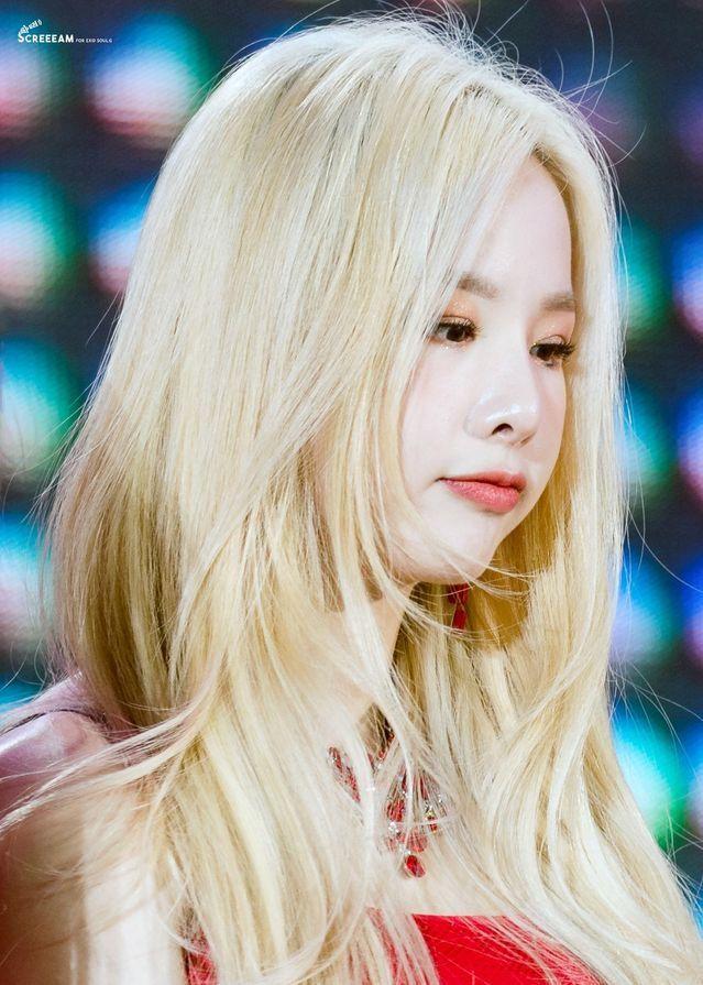 Pin By Lulamulala On Exid Solji Kpop Face Idol